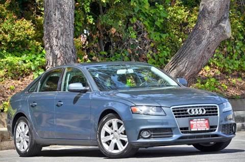 2011 Audi A4 for sale at Brand Motors llc - Belmont Lot in Belmont CA