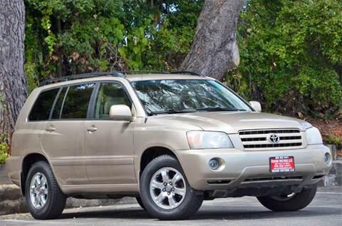 2005 Toyota Highlander for sale at Brand Motors llc - Belmont Lot in Belmont CA