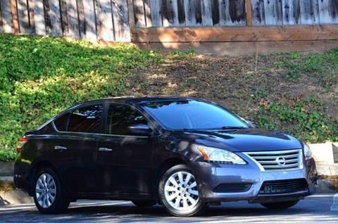 2014 Nissan Sentra for sale at Brand Motors llc - Belmont Lot in Belmont CA