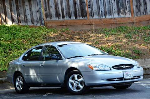 2001 Ford Taurus for sale at Brand Motors llc - Belmont Lot in Belmont CA
