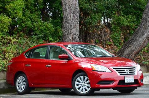 2013 Nissan Sentra for sale at Brand Motors llc - Belmont Lot in Belmont CA