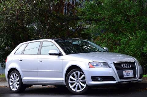 2009 Audi A3 for sale at Brand Motors llc - Belmont Lot in Belmont CA