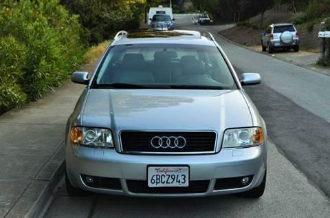 2003 Audi A6 for sale at Brand Motors llc in Belmont CA