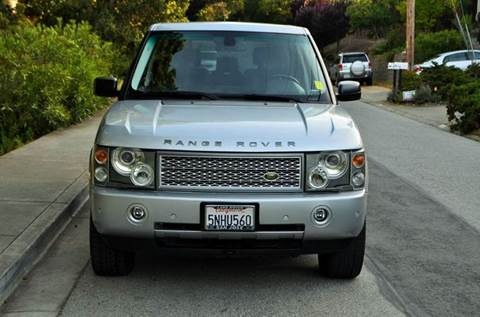 2005 Land Rover Range Rover for sale at Brand Motors llc in Belmont CA