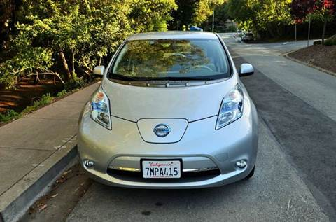 2011 Nissan LEAF for sale at Brand Motors llc in Belmont CA