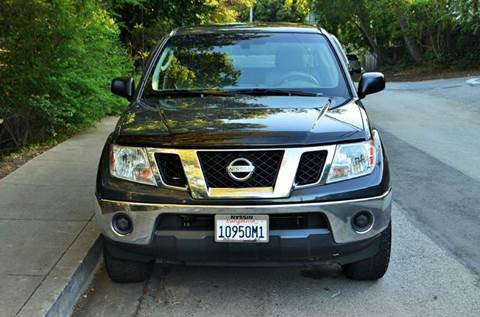 2010 Nissan Frontier for sale at Brand Motors llc in Belmont CA