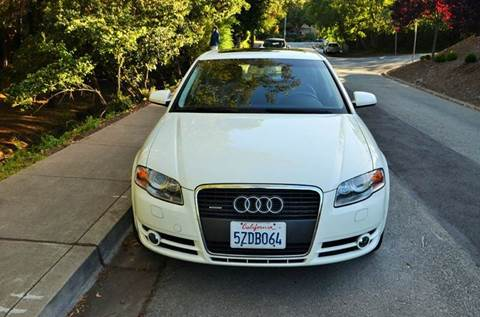 2005 Audi A4 for sale at Brand Motors llc in Belmont CA