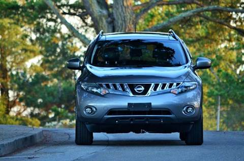 2009 Nissan Murano for sale at Brand Motors llc in Belmont CA
