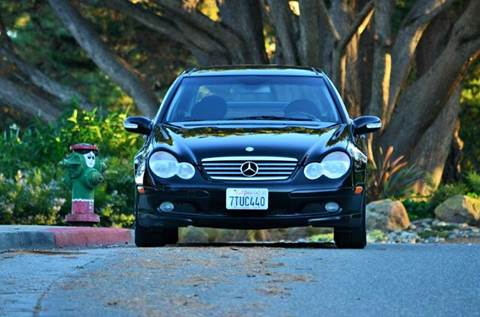 2002 Mercedes-Benz C-Class for sale at Brand Motors llc in Belmont CA