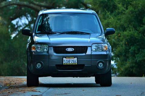 2006 Ford Escape Hybrid for sale at Brand Motors llc in Belmont CA