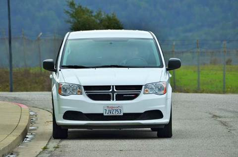 2015 Dodge Grand Caravan for sale at Brand Motors llc in Belmont CA