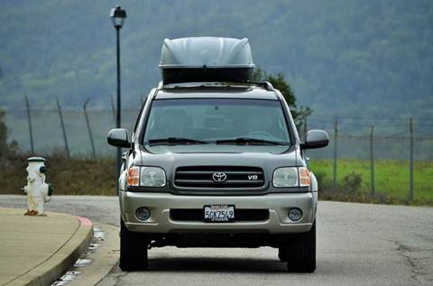 2004 Toyota Sequoia for sale at Brand Motors llc in Belmont CA