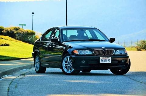 2003 BMW 3 Series for sale at Brand Motors llc in Belmont CA