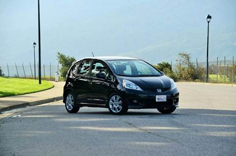 2010 Honda Fit for sale at Brand Motors llc in Belmont CA