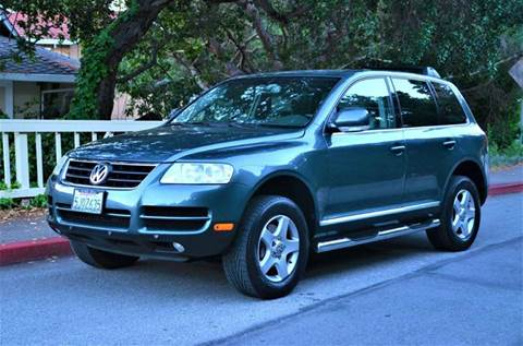 2004 Volkswagen Touareg for sale at Brand Motors llc - Belmont Lot in Belmont CA