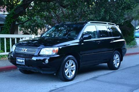 2006 Toyota Highlander Hybrid for sale at Brand Motors llc - Belmont Lot in Belmont CA
