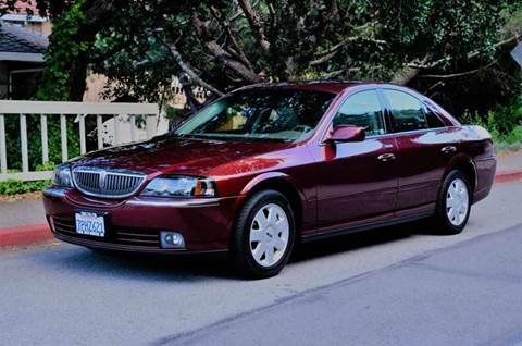2004 Lincoln LS for sale at Brand Motors llc - Belmont Lot in Belmont CA