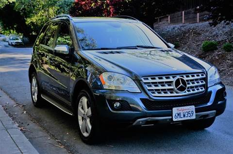 2010 Mercedes-Benz M-Class for sale at Brand Motors llc - Belmont Lot in Belmont CA
