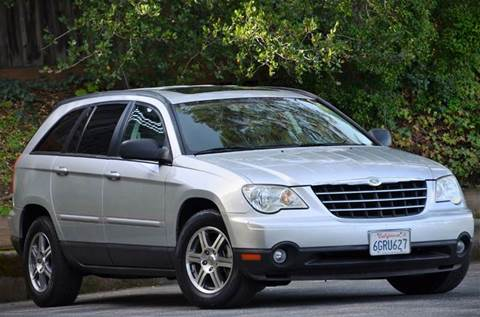 2008 Chrysler Pacifica for sale at Brand Motors llc - Belmont Lot in Belmont CA
