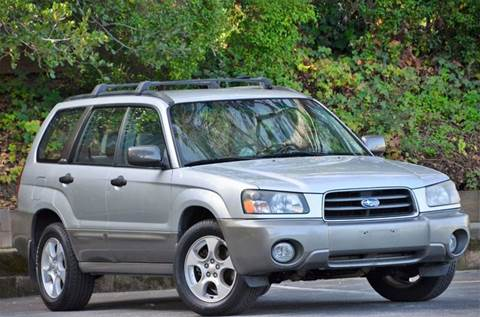 2004 Subaru Forester for sale at Brand Motors llc - Belmont Lot in Belmont CA