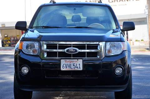 2012 Ford Escape for sale at Brand Motors llc - Belmont Lot in Belmont CA