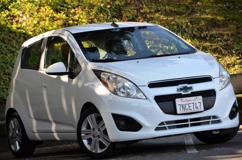 2013 Chevrolet Spark for sale at Brand Motors llc - Belmont Lot in Belmont CA