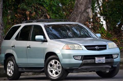 2002 Acura MDX for sale at Brand Motors llc - Belmont Lot in Belmont CA
