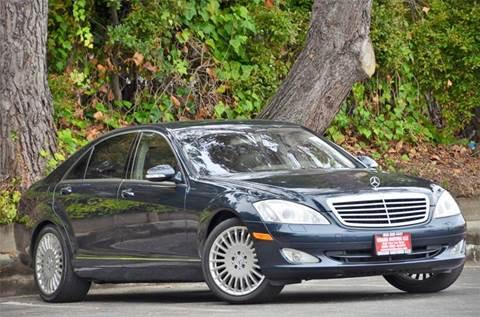 2007 Mercedes-Benz S-Class for sale at Brand Motors llc - Belmont Lot in Belmont CA