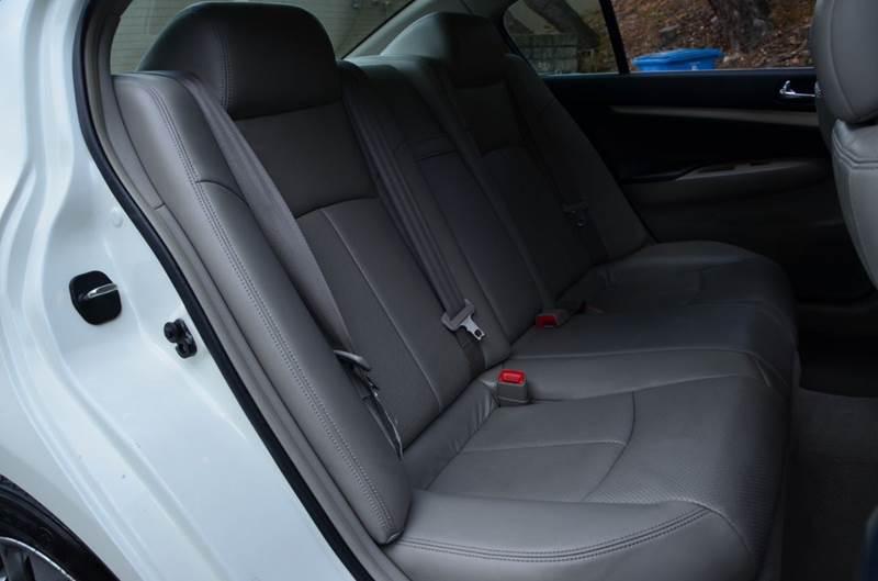 2008 Infiniti G35 Journey 4dr Sedan - Belmont CA