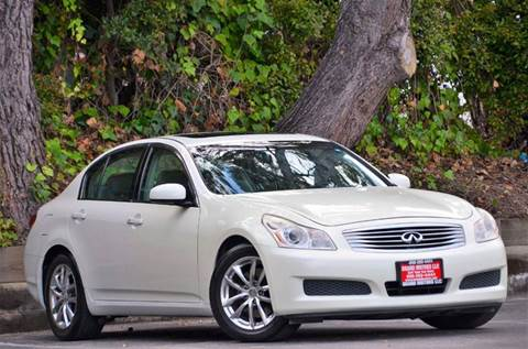 2008 Infiniti G35 for sale at Brand Motors llc - Belmont Lot in Belmont CA
