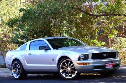 2009 Ford Mustang for sale at Brand Motors llc - Belmont Lot in Belmont CA
