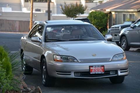 1996 Lexus ES 300 for sale at Brand Motors llc - Belmont Lot in Belmont CA