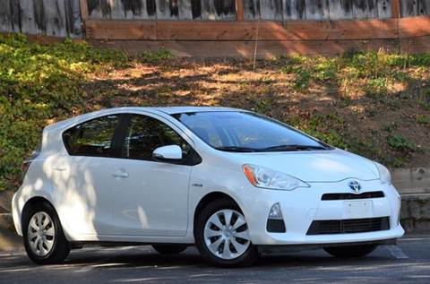 2013 Toyota Prius c for sale at Brand Motors llc - Belmont Lot in Belmont CA