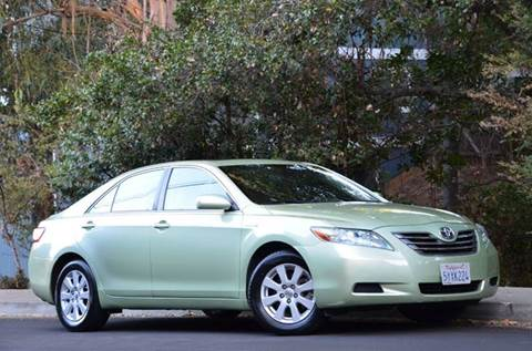 2007 Toyota Camry Hybrid for sale at Brand Motors llc - Belmont Lot in Belmont CA