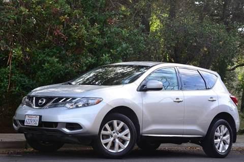 2013 Nissan Murano for sale at Brand Motors llc - Belmont Lot in Belmont CA