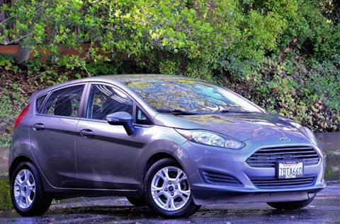 2014 Ford Fiesta for sale at Brand Motors llc - Belmont Lot in Belmont CA