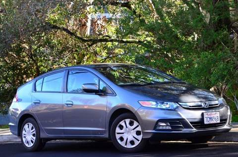 2013 Honda Insight for sale at Brand Motors llc - Belmont Lot in Belmont CA