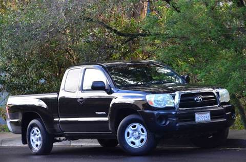 2007 Toyota Tacoma for sale at Brand Motors llc - Belmont Lot in Belmont CA