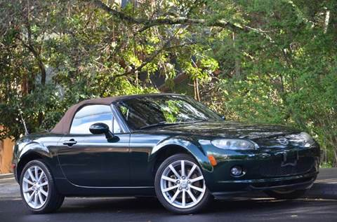 2007 Mazda MX-5 Miata for sale at Brand Motors llc - Belmont Lot in Belmont CA