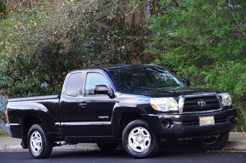 2008 Toyota Tacoma for sale at Brand Motors llc - Belmont Lot in Belmont CA