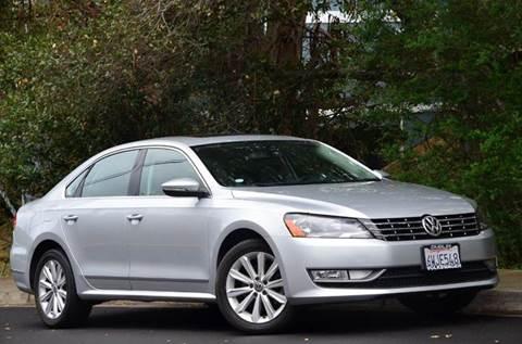 2012 Volkswagen Passat for sale at Brand Motors llc - Belmont Lot in Belmont CA