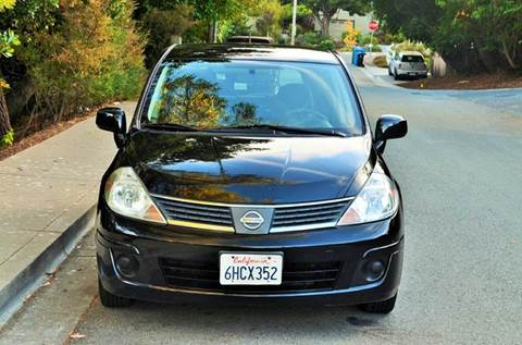 2009 Nissan Versa for sale at Brand Motors llc in Belmont CA