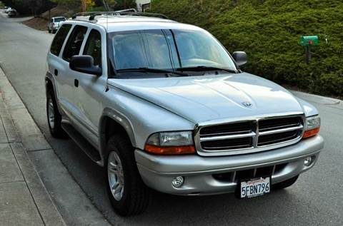 2003 Dodge Durango for sale at Brand Motors llc in Belmont CA