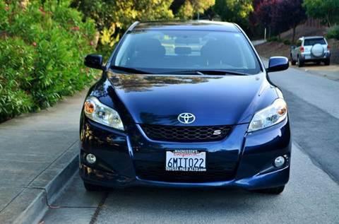 2010 Toyota Matrix for sale at Brand Motors llc in Belmont CA
