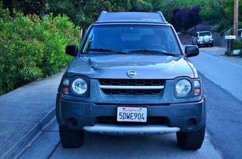 2004 Nissan Xterra for sale at Brand Motors llc in Belmont CA