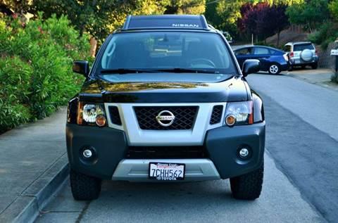 2011 Nissan Xterra for sale at Brand Motors llc in Belmont CA
