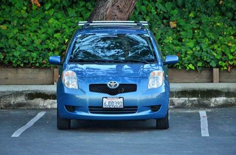 2007 Toyota Yaris for sale at Brand Motors llc in Belmont CA