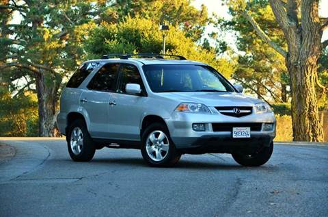 2004 Acura MDX for sale at Brand Motors llc in Belmont CA