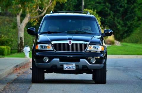 2000 Lincoln Navigator for sale at Brand Motors llc in Belmont CA