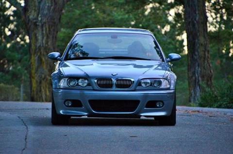 2003 BMW M3 for sale at Brand Motors llc in Belmont CA